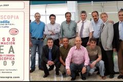 2009 curso rodilla MA