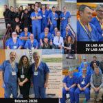 "9º Curso de Artroscopia ""Laboratorio de cirugía en Técnicas de Artroscopia de rodilla"""